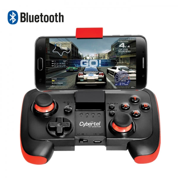 Mando Bluetooth Cybertel CYB G800BT Compatible con PC, iOS y Android