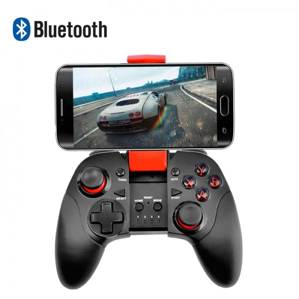 Mando Bluetooth Cybertel CYB G803BT Compatible con PC, iOS y Android