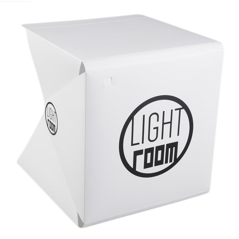 Estudio Fotografico Light Room MOD1  Portatil con luz LED
