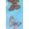 Native Butterflies Scarf by Christina Maassen