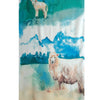 Bucolic Sheep Scarf by Christina Maassen
