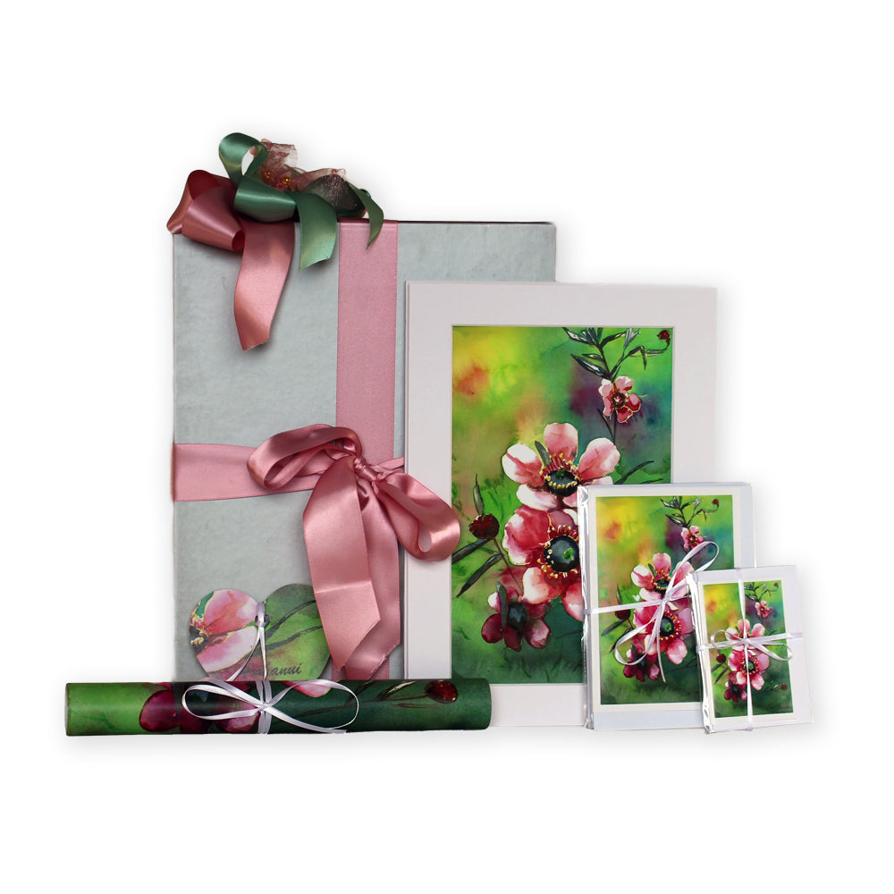 Wrapped in Love Manuka Gift Box