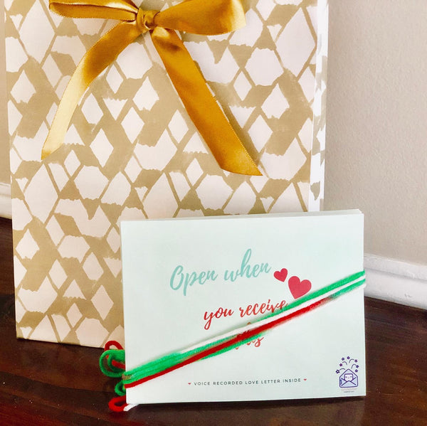 """Open When"" Letters Bundle (5)"