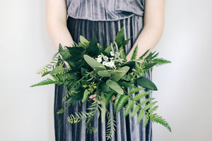Billie Bridesmaid/Tossing/Sample Bouquet