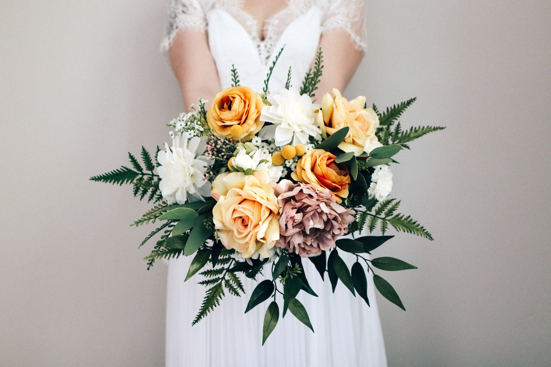 Chloe Large Bridal Bouquet