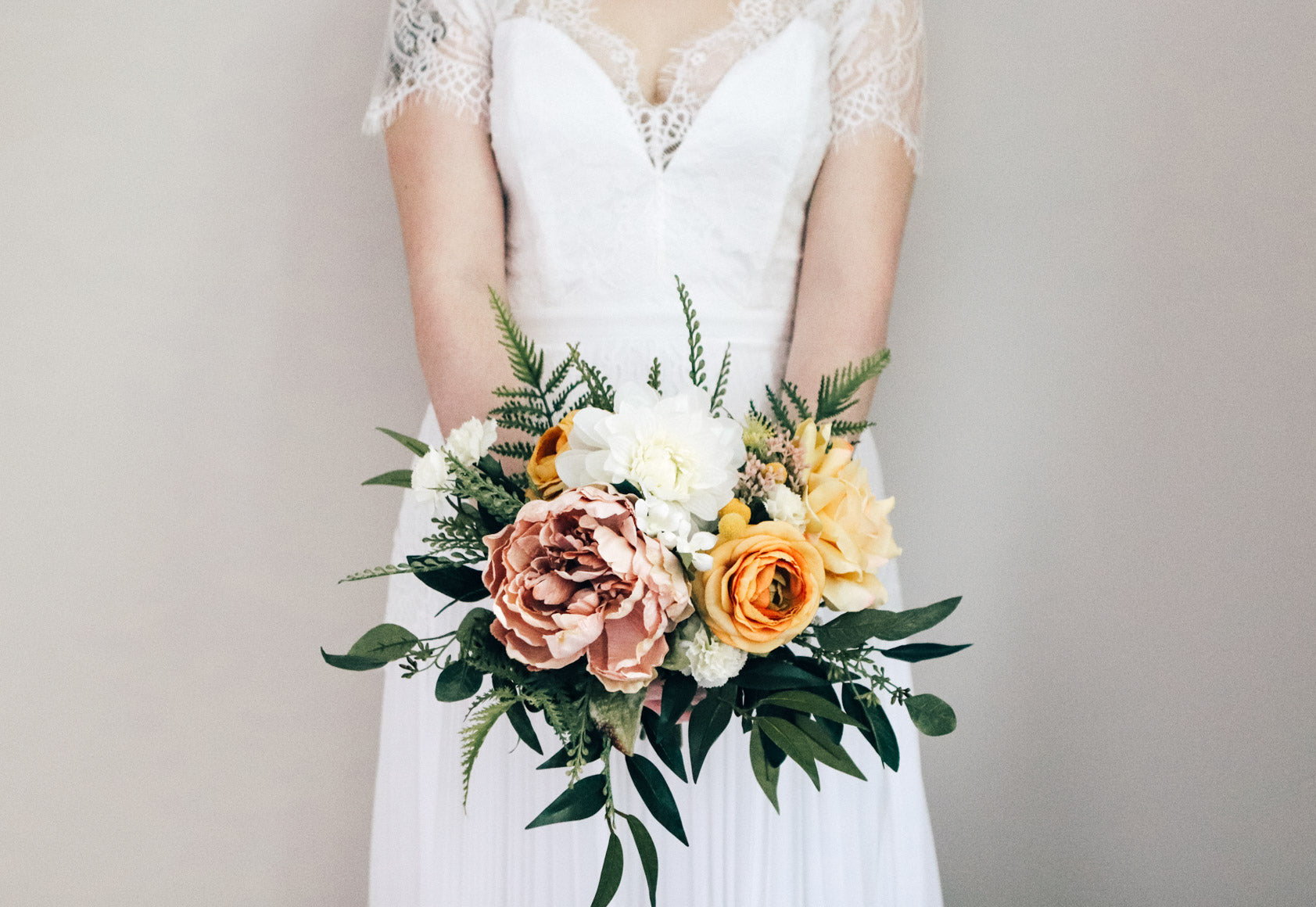 Chloe Medium Bridal Bouquet