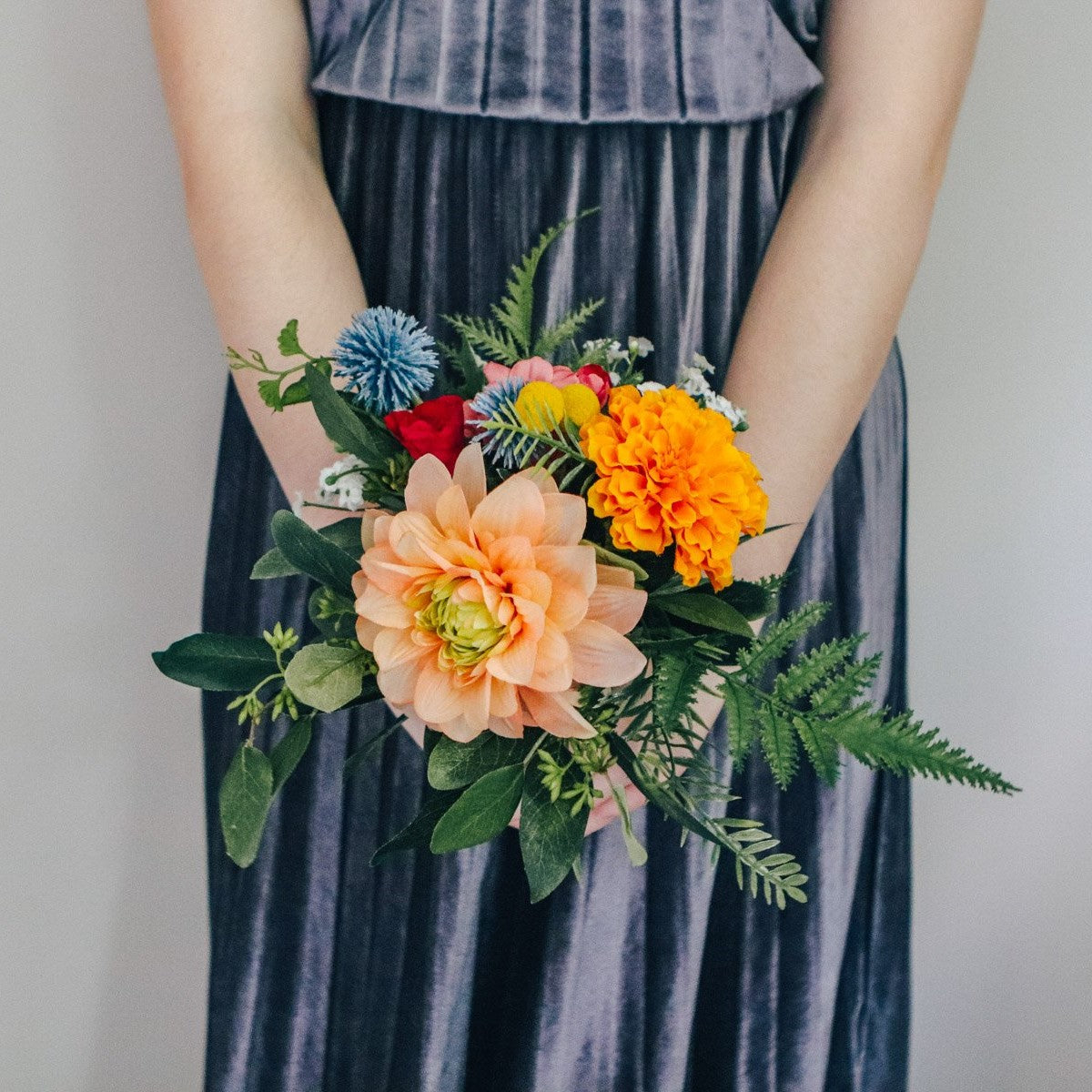Florence Bridesmaid/Tossing/Sample Bouquet