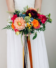 Load image into Gallery viewer, Florence Large Bridal Bouquet