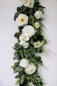 Prudence Garland with Blooms