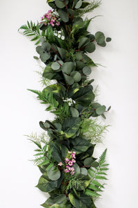 Victoria Garland with Blooms