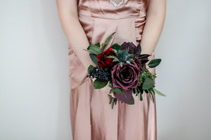Parker Bridesmaid/Tossing/Sample Bouquet