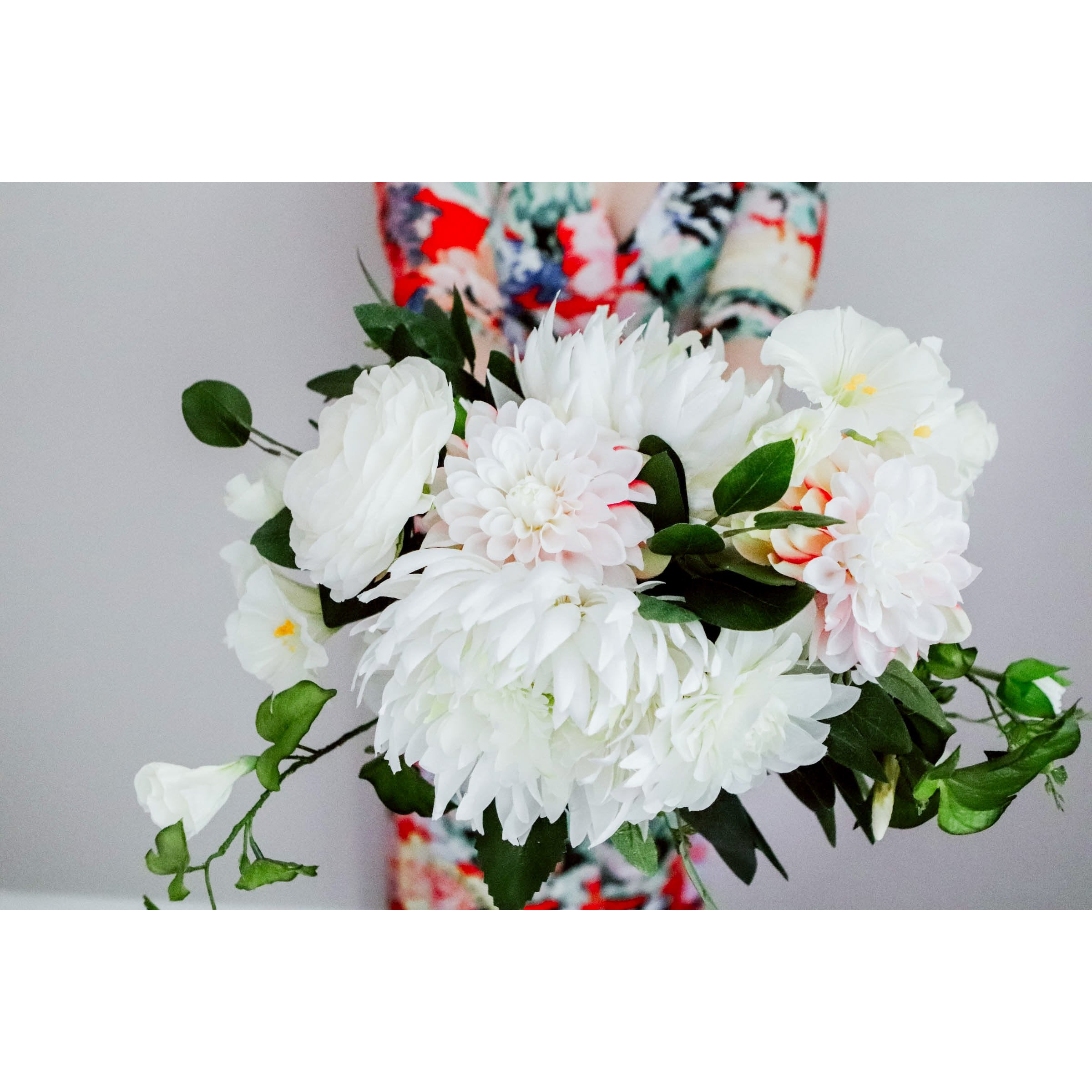 Prudence Large Bridal Bouquet #1
