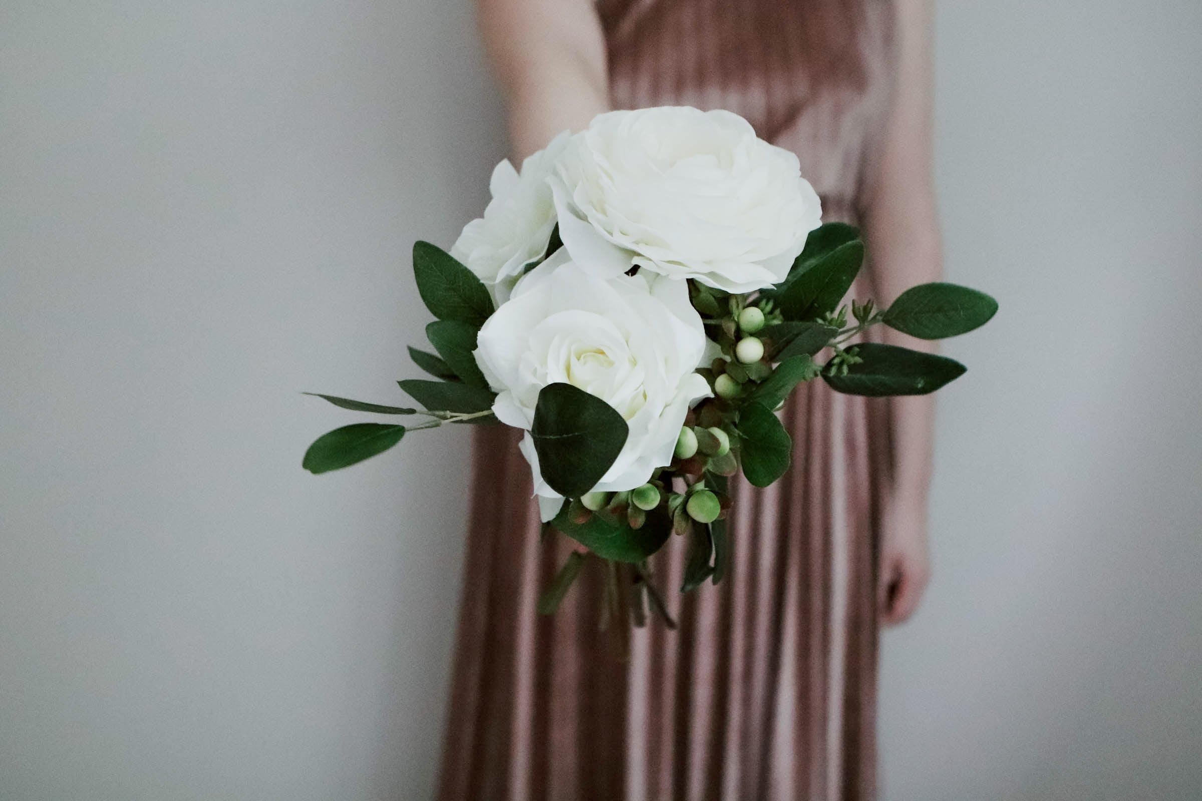Prudence Bridesmaid/Tossing/Sample Bouquet