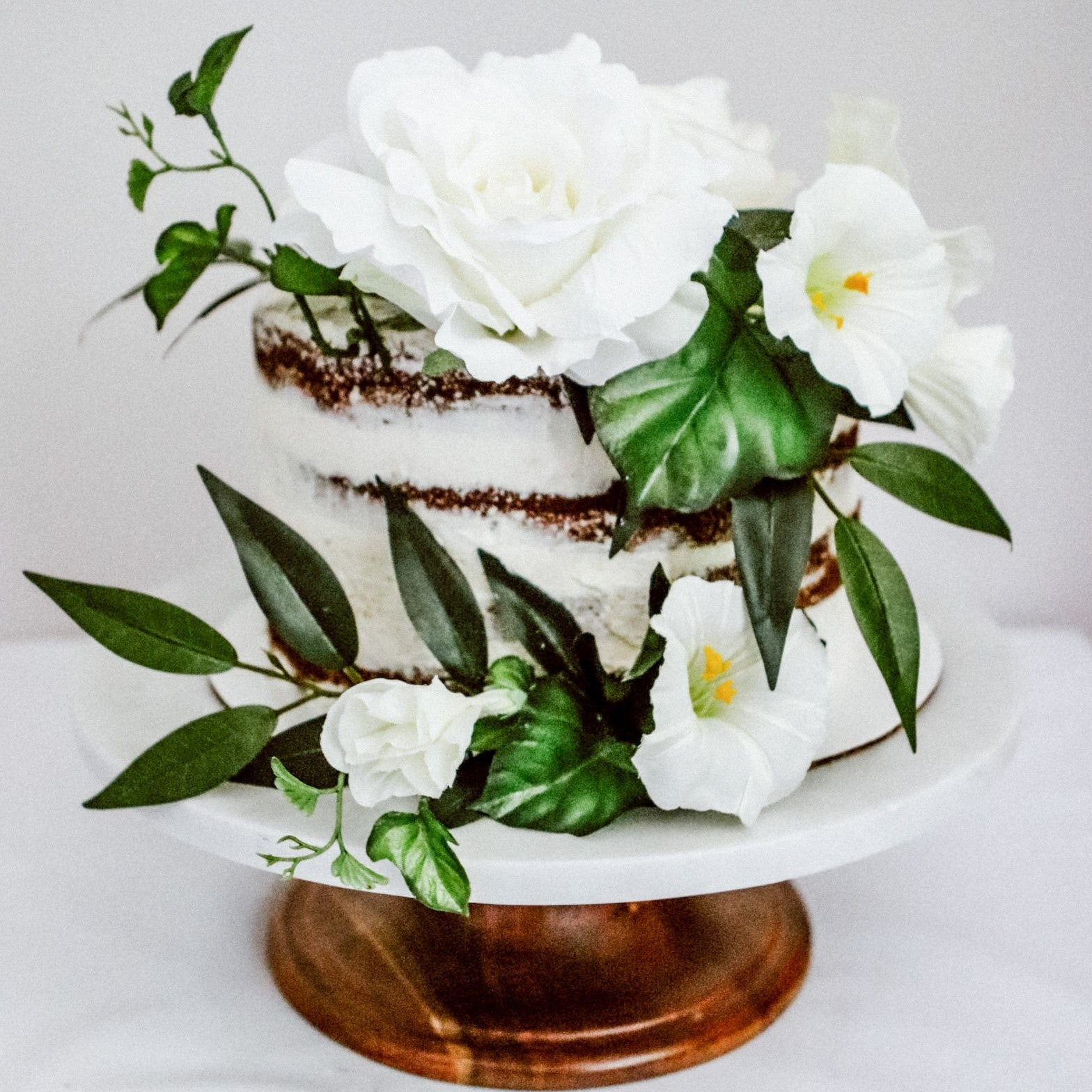 Prudence Cake Florals