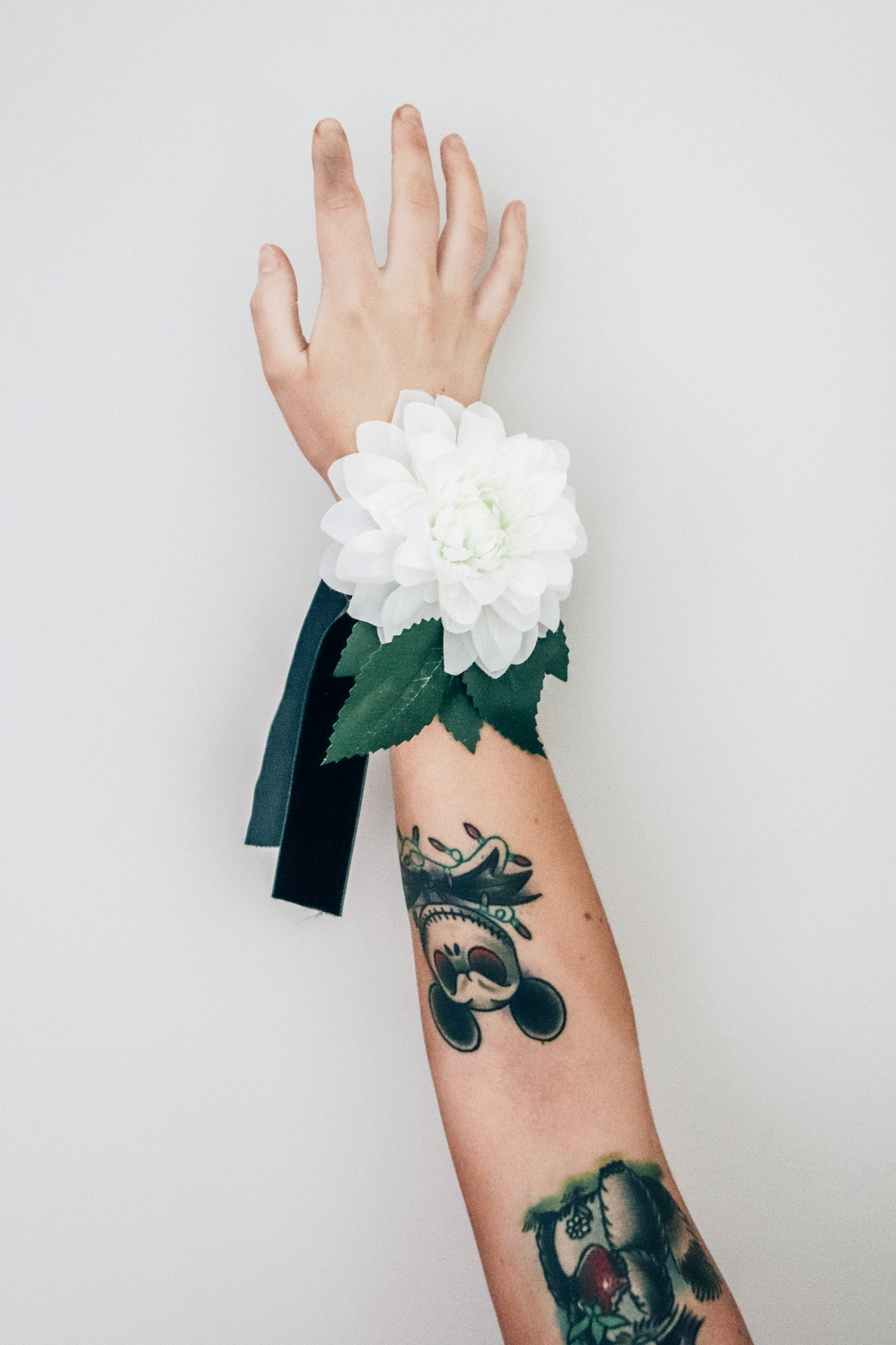 Prudence Corsage