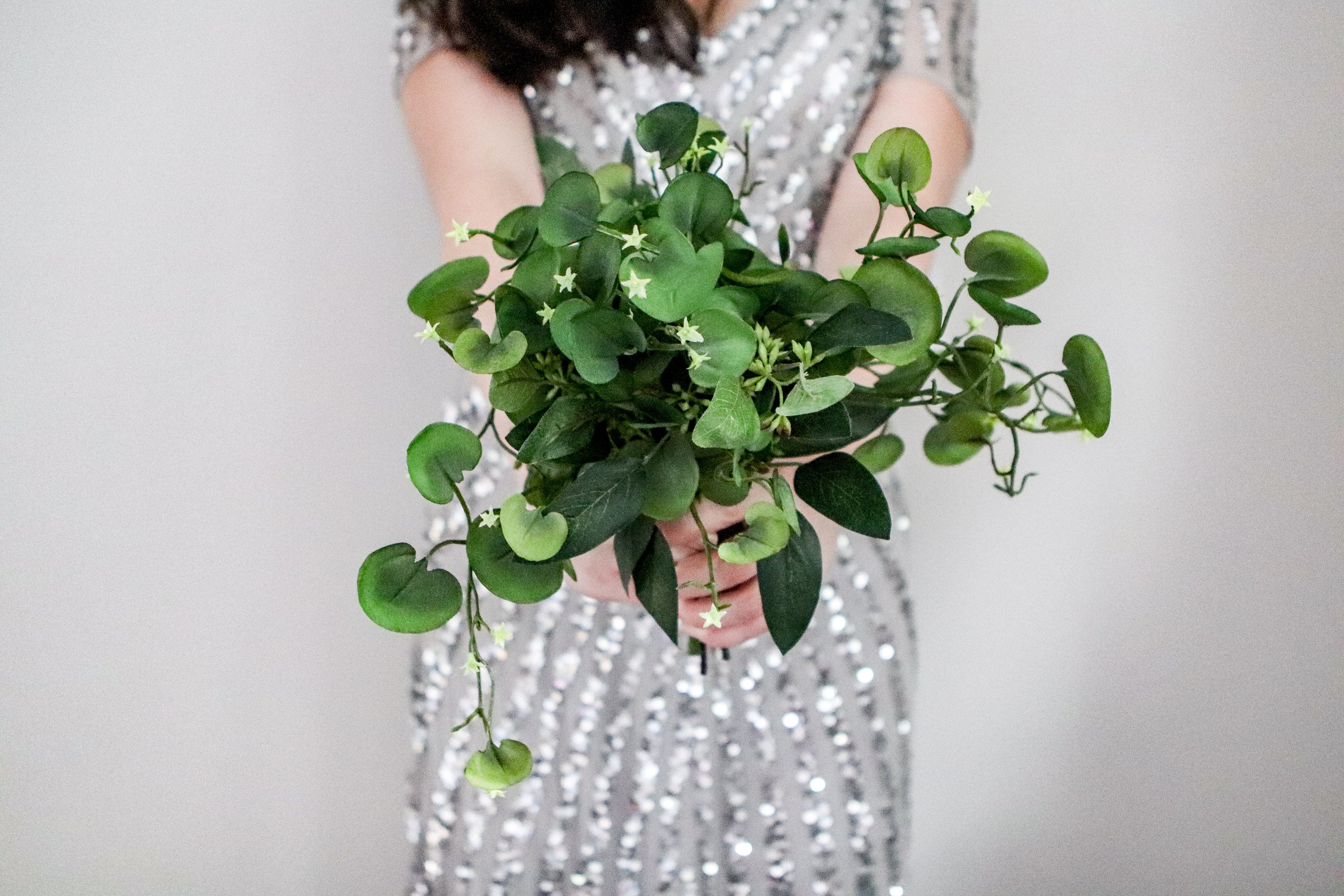 Star Billie Bridesmaid/Tossing/Sample Bouquet