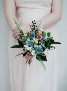 Victoria Bridesmaid/Tossing/Sample Bouquet