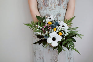 Victoria Medium Bridal Bouquet