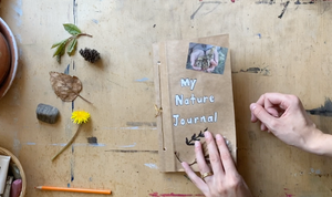 6-Part Nature Journaling Series (for Kids & Kids at Heart)