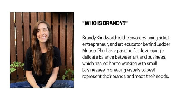 Who is Brandy Klindworth of Ladder Mouse?