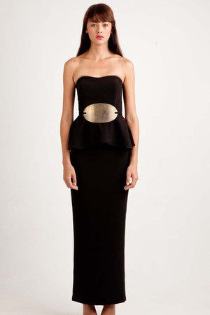 Natasha Gan Ascot Days Evening Gown