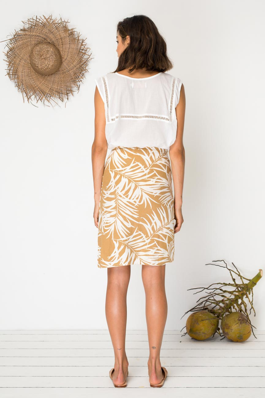 Boardwalker Skirt - Sheltering Palm
