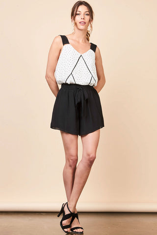 Mesop Charisma Short - Black