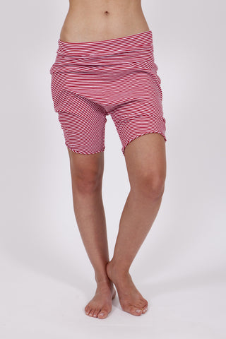 bracewell Weekend Shorts - Ruby Stripe
