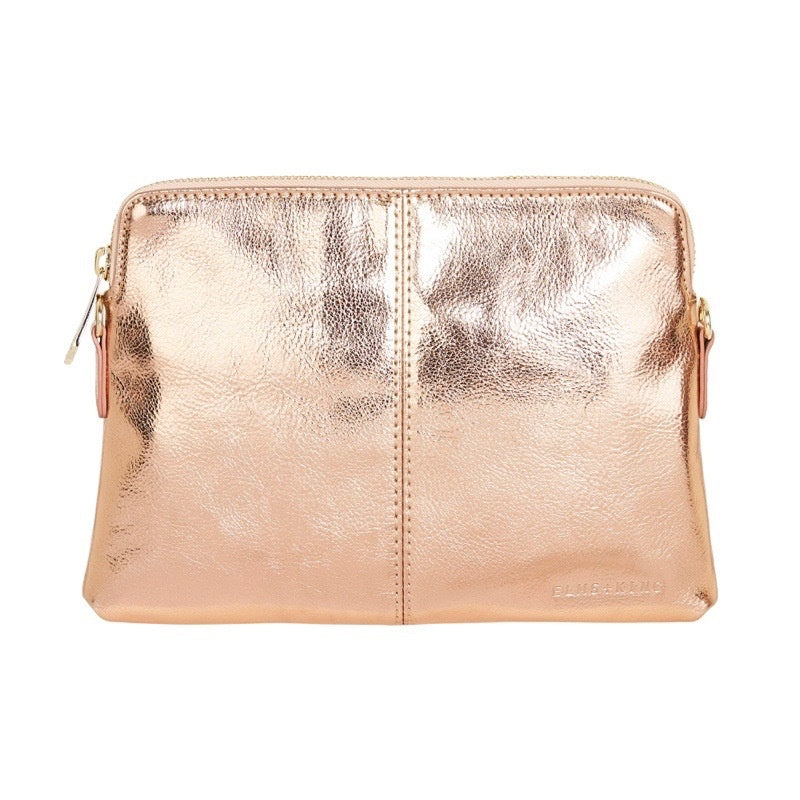 Elms+King Bowery Wallet - Rose Gold