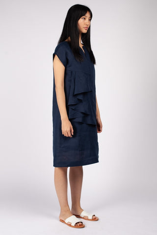 Fuzuki Fold Dress