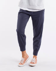 Elm Wash Out Pant - Navy