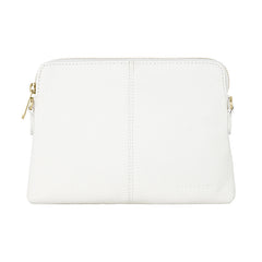 Elms+King Bowery Wallet - White