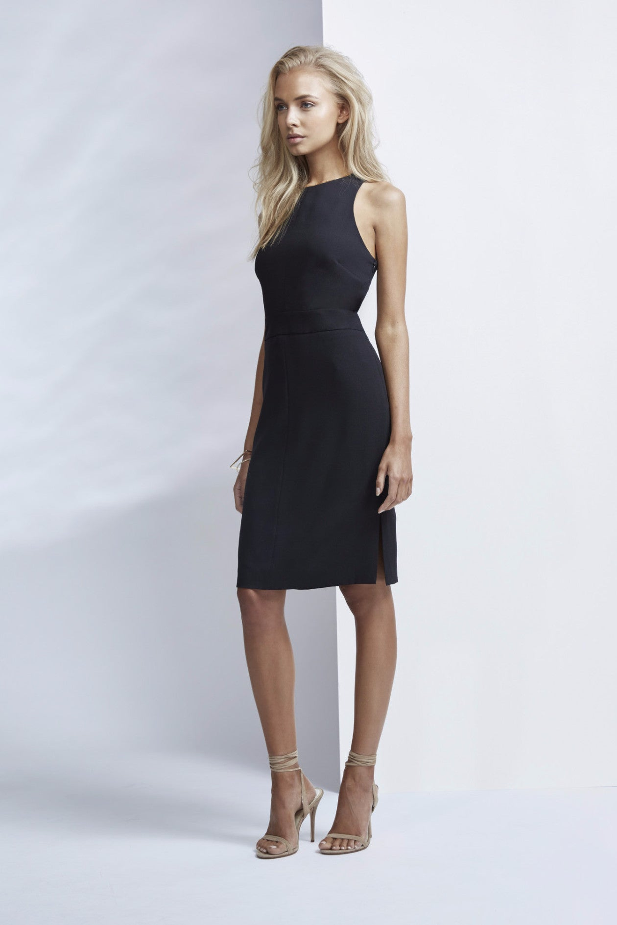 Finders Keepers Frazer Dress - Black