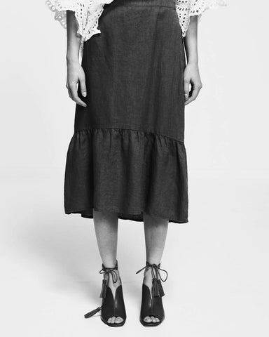Endear Skirt - Black