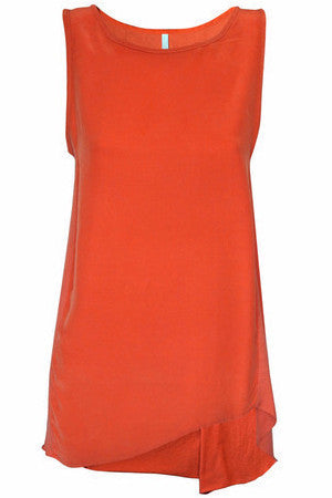 Tluxe Pearl Beach Top - Poppy