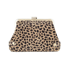 Lily Clutch Purse - Spot Suede