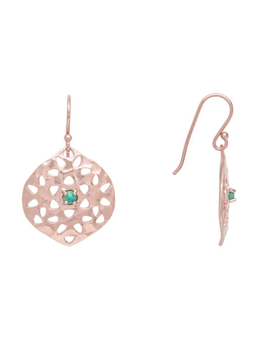 Lillian Earring - Rose Gold