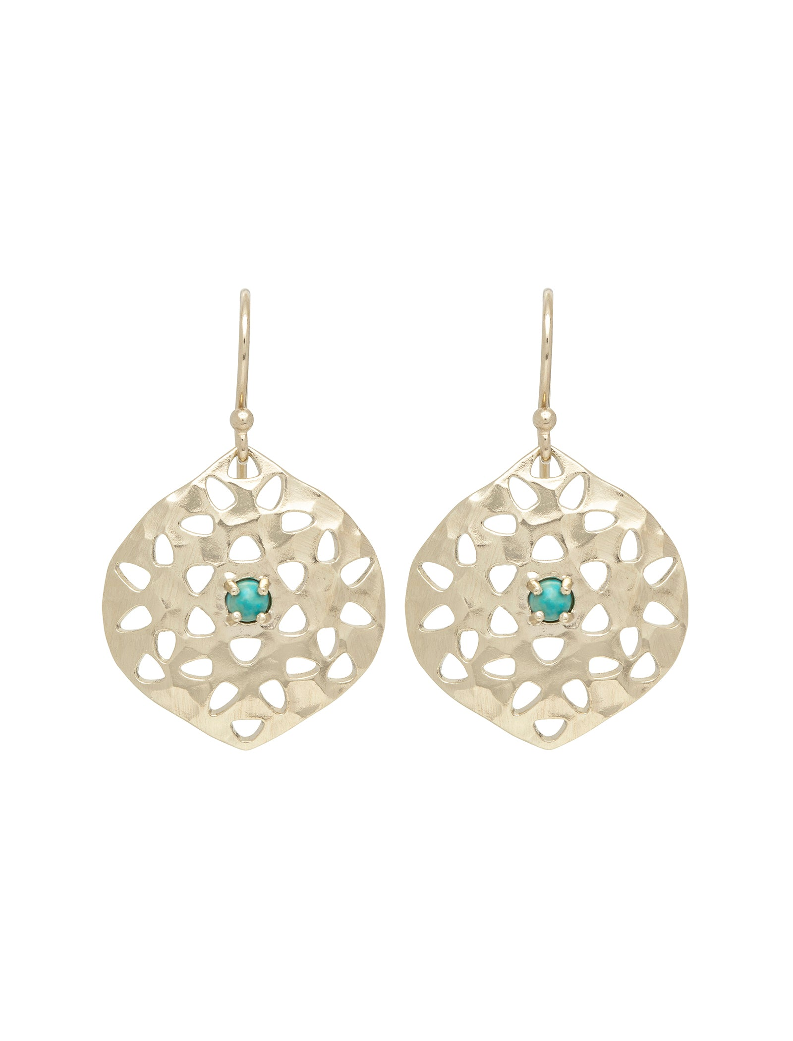 Lillian Earring - Soft Gold