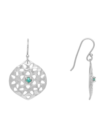 Lillian Earring - Silver