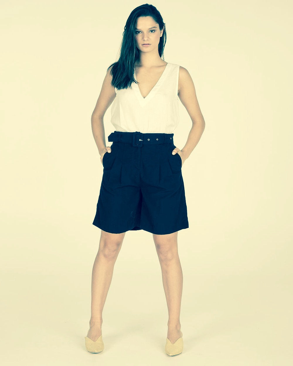 Forth Short - Atlantic (navy)