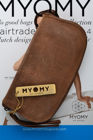 MYOMY Saddle Bag - Wallet L - Original