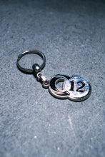 Load image into Gallery viewer, Silver Keychain