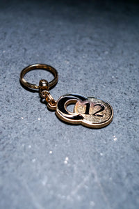 Golden Keychain