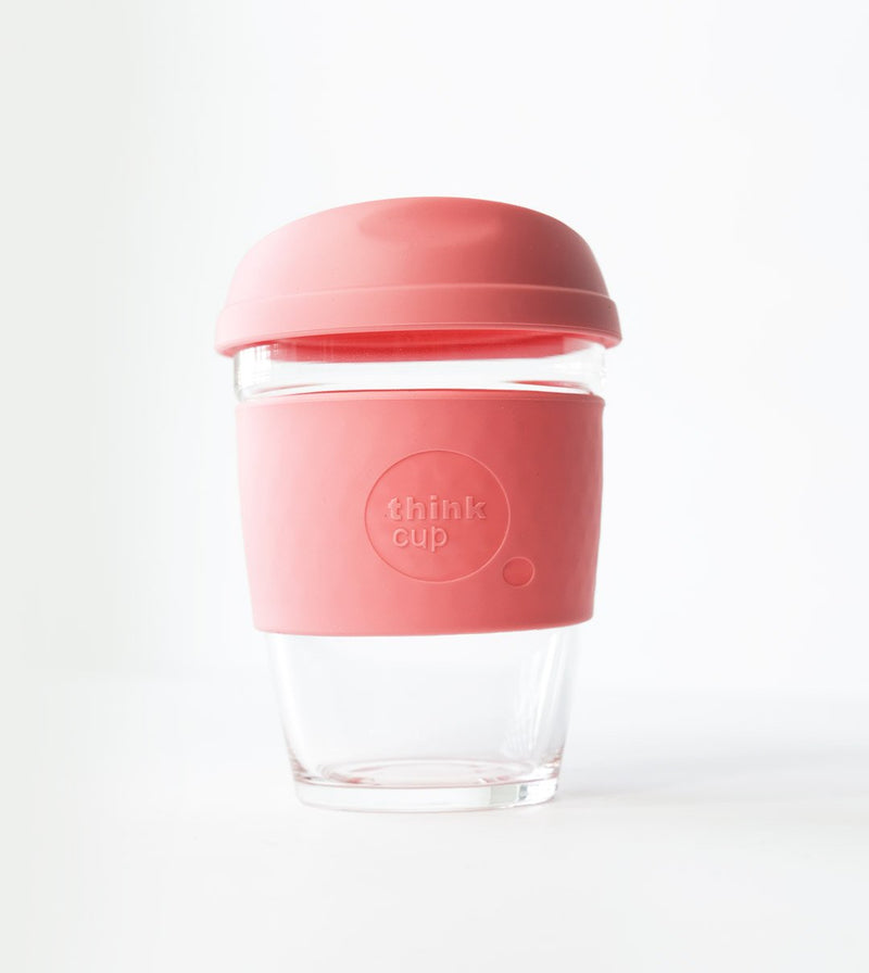 THINK CUP Think Cup 12oz ROSE