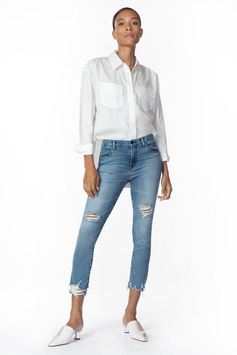 J BRAND Elsa Saturday Jean EVERYDAY BLUE