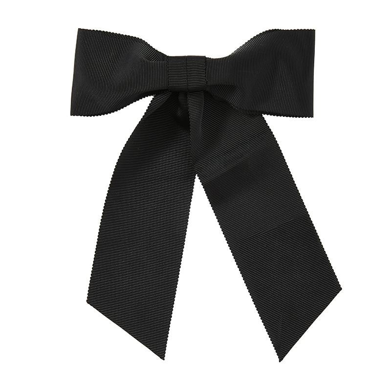 PIXIES BOWS Black Bow - BLAINEY