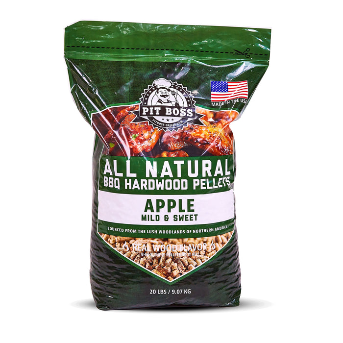Apple Smoking Pellets 20lbs.