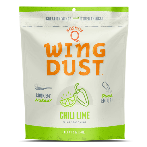 Kosmo's Q Chili Lime Wing Dust