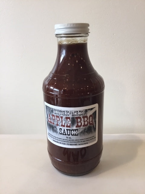 Historic Acres Apple BBQ Sauce