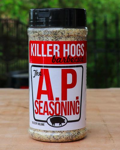 Killer Hogs A.P. Rub